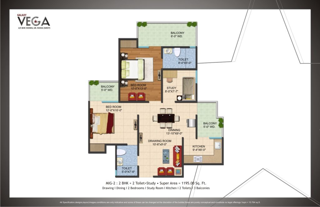 galaxy-vega-2bhk-1195sqft