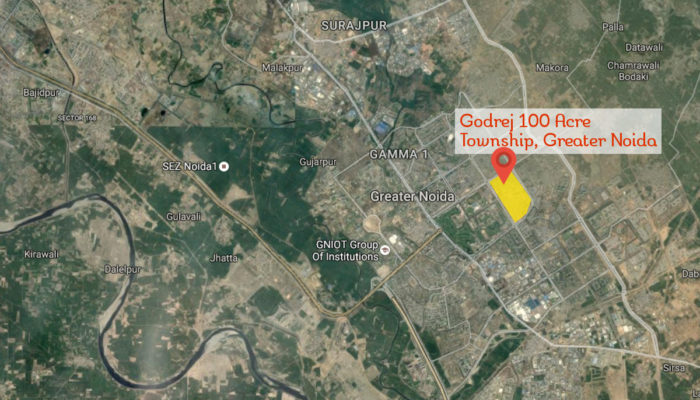 Godrej to Launch 100-Acre Launch Township Project at Pari Chowk, Greater Noida
